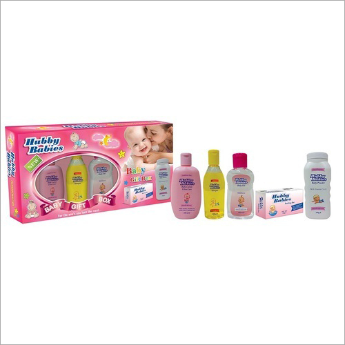 Baby Care Products Kit