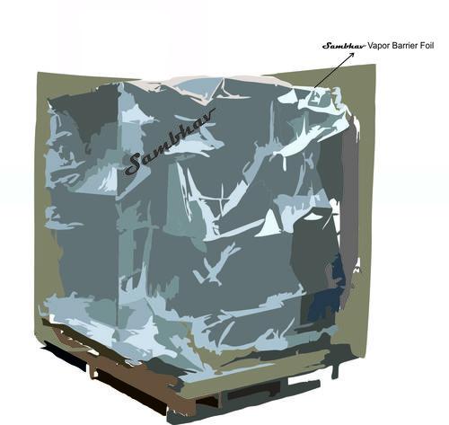 Aluminium Barrier Foil Bags