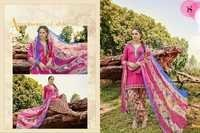 Desinger Latest Exclusive Stylish Cambric Print Salwar Suit