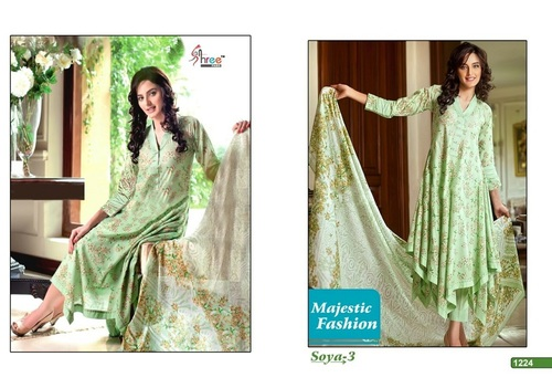 Fancy Designer Latest Launch Camric Print Salwar Suit
