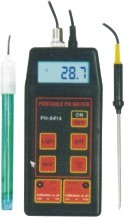 Portable PH/ORP/Temp Meter