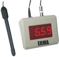 Portable Online pH Meter