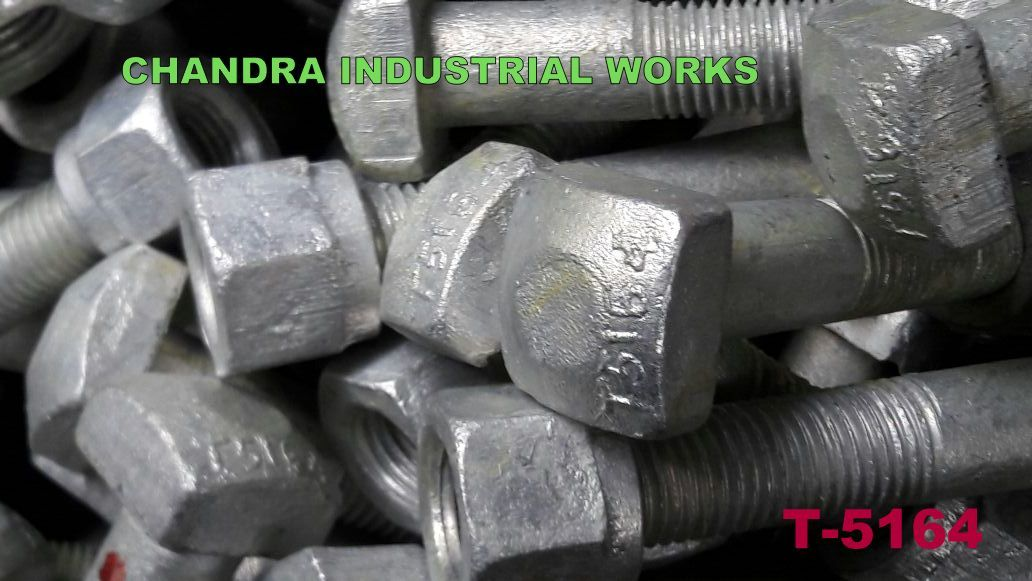 Guard Rail Bolt And Nut For Channel Sleeper