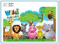 Wild Animals Cutout