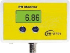 High Accuracy Online pH Monitor