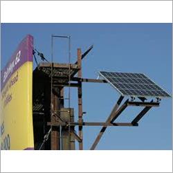 Solar Hoarding Light