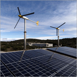 Wind Solar Hybrid Power Generating System