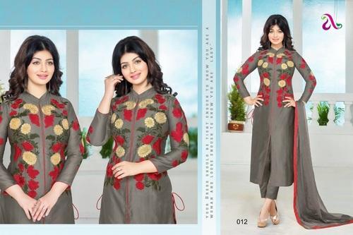 Designer Latest Launch Stylish Pure Camric Salwar Suit