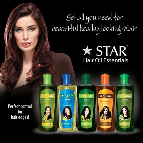 Star Hair Oil Essentials