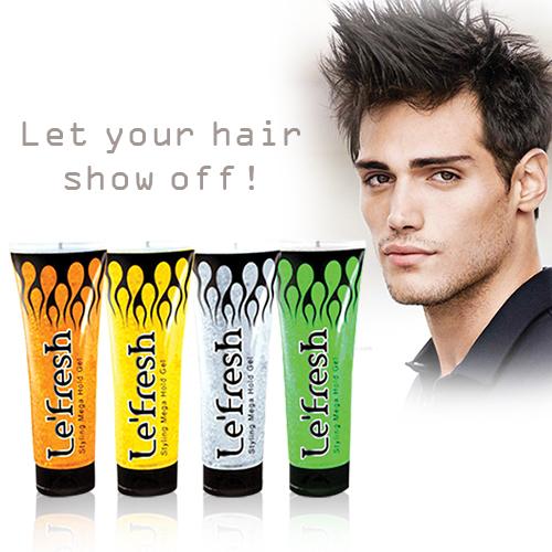 Le-Fresh hair Styling Gel