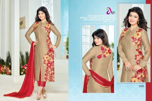 Designer Latest Launch Pure Camric Salwar Suit