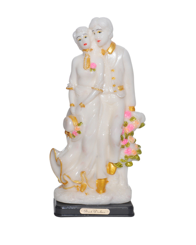 Couple Statue Idol