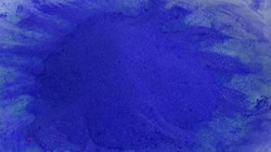 Dark Blue Rangoli Color