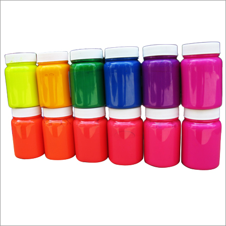 Fluorescent Pigment For Paint & Inks