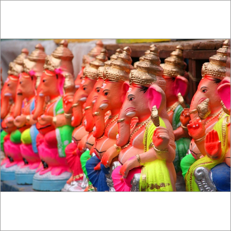 Fluorescent Pigment For Murti Colouring