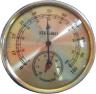 Analog Thermohygrometer