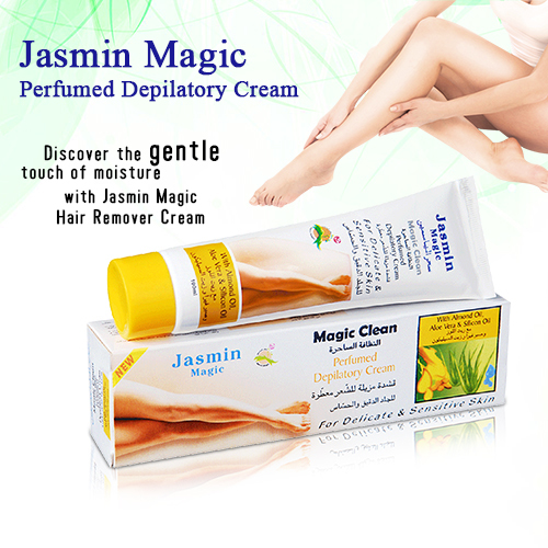 Perfumed Hair Removal Cream