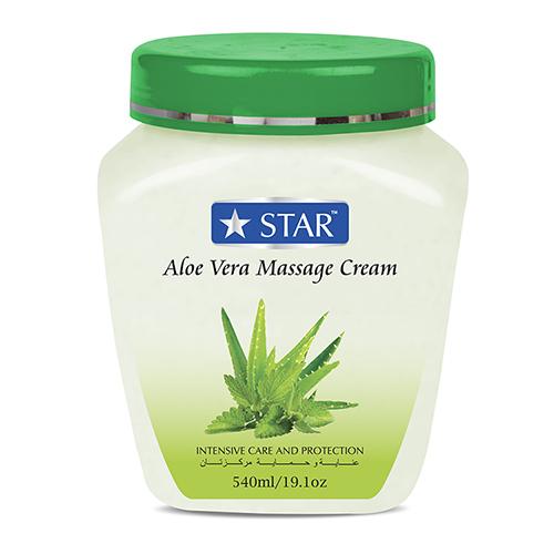 Aloe Vera Massage Cream