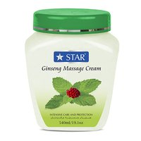 Ginseng Massage Cream