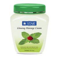 Ginseng Massage Cream