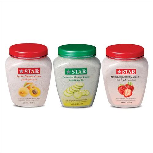 Star Massage Cream