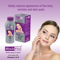 Miracle White Whitening Lotion