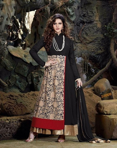 Fancy Designer Latest Georgette Salwar Suit