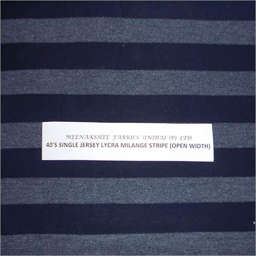 Striped Jersey Fabric