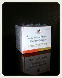 AMOXYRICH-625 Tablets
