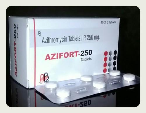 Azifort 250mg Tablet