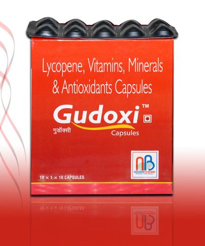 Lycopene Vitamins Minerals & Antioxidants