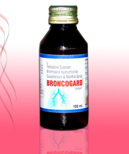 Broncogard Syrup