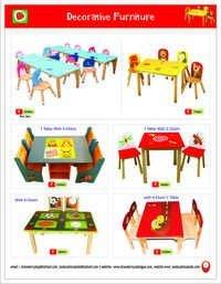 Preschool Furniture