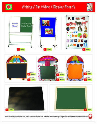 Play School Magnetic Board