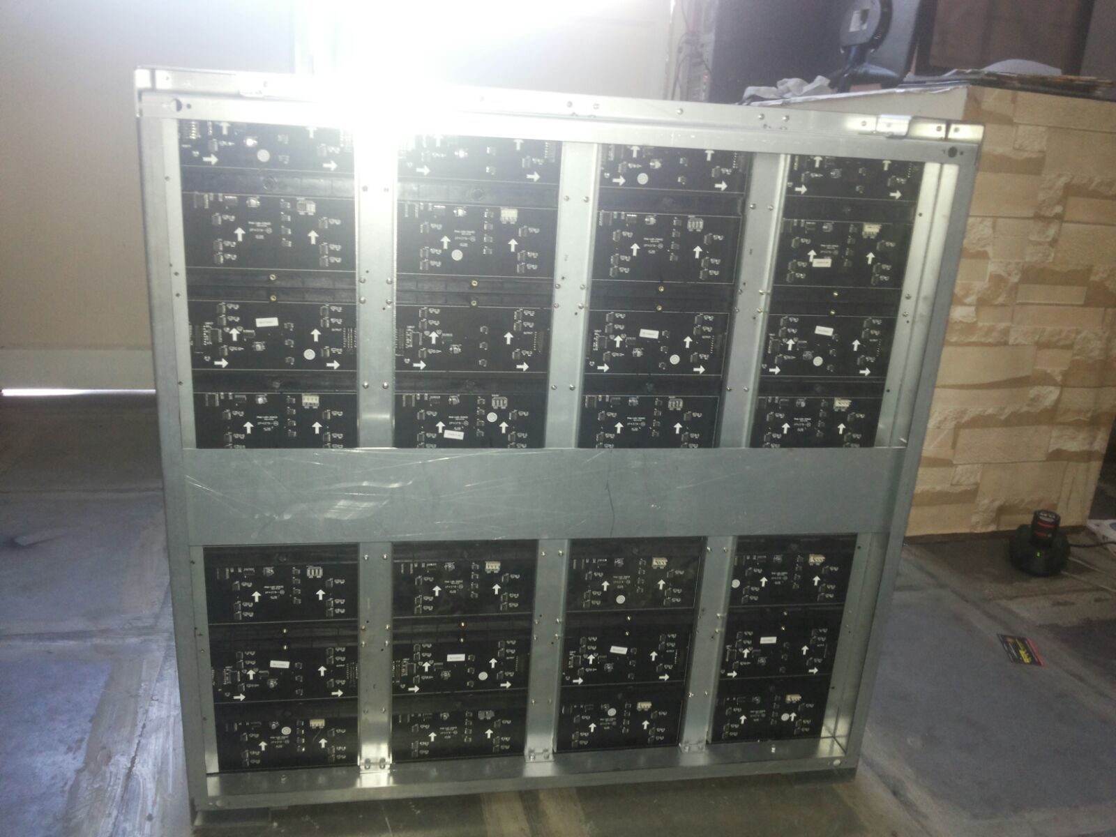 LED Screen Cabinet