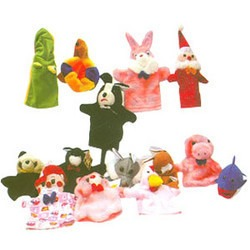 Play School Glove Puppet