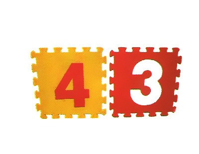 Preschool Number Learning Game