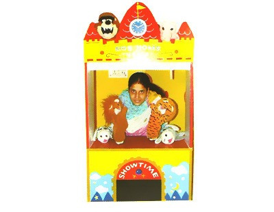 Play School Puppet Theaters