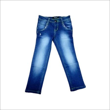 Trendy Jeans Stone Work