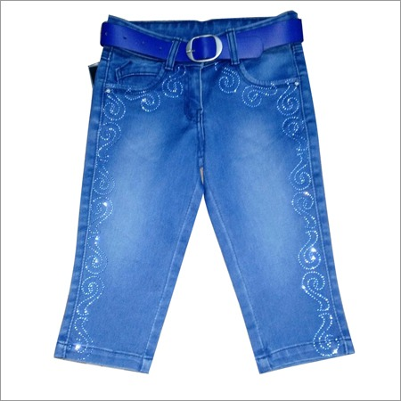 Fancy Jeans Stone Work