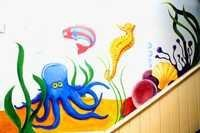 School Wall Paintings