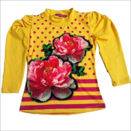 Ladies T Shirt Stone Work