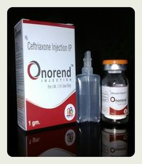 Ceftriaxone 1gm
