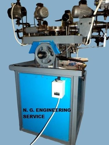 Aluminium Parts Rotary Table Machine