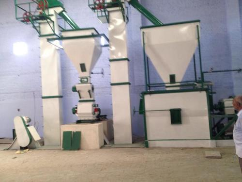 feed plant machinery