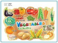 Vegetables Cutout