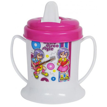 Plastic Baby Sipper
