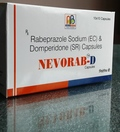 Rebeprozole with sustain release