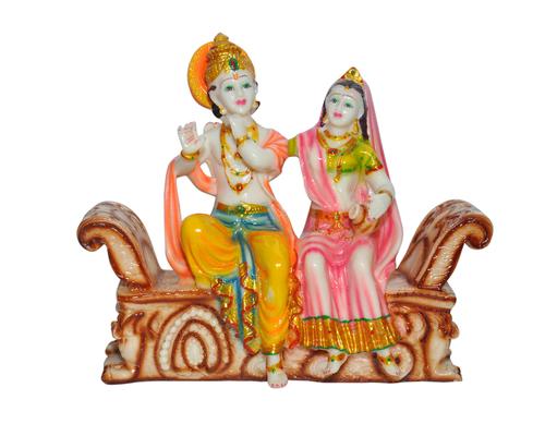Radha Krishan figure