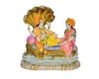 Vishnu Laxmi figure